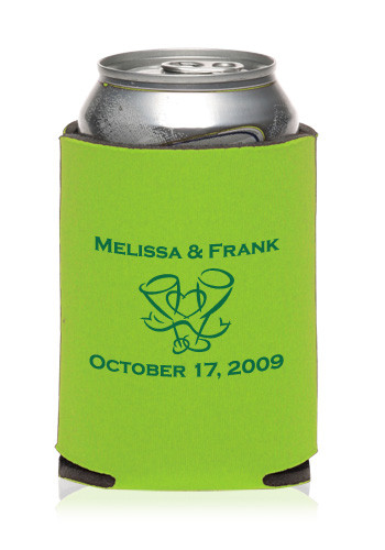 Personalized Wedding Koozies Low Prices Free Shipping Mugs