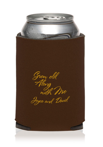 Collapsible Wedding Can Cooler | KZW67