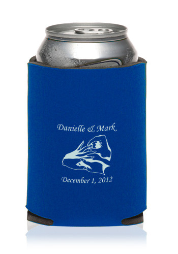 Collapsible Wedding Can Cooler | KZW68
