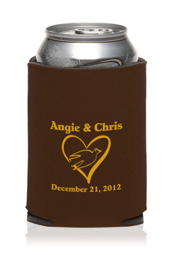 Collapsible Wedding Can Cooler | KZW72
