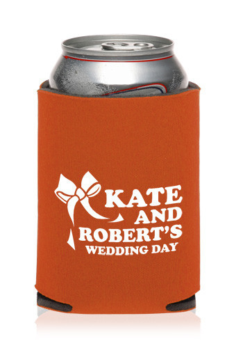 Collapsible Wedding Can Cooler | KZW82