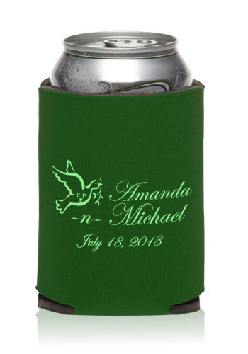 Collapsible Wedding Can Cooler | KZW83