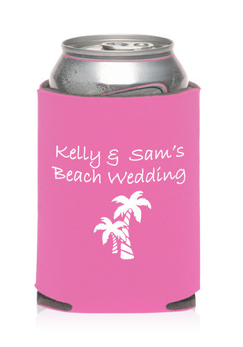 Collapsible Wedding Can Cooler | KZW86