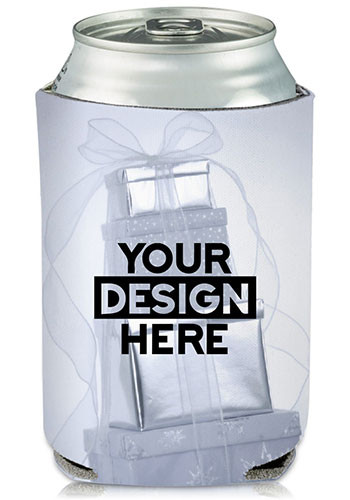 Collapsible Wedding Gift Can Cooler