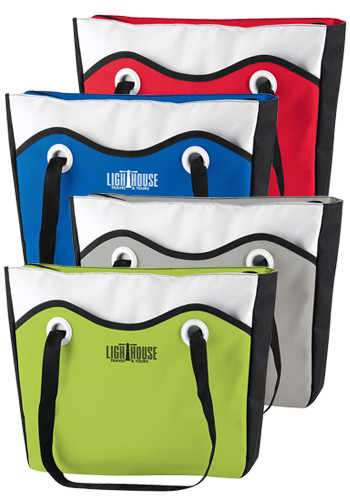 Customized Color Me Travel Cooler Totes