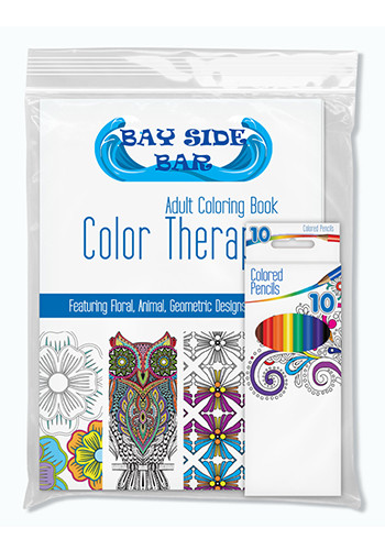 Color Therapy Adult Coloring Pack | LQ751011