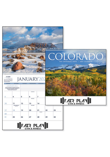 Colorado Triumph Calendars | X11323