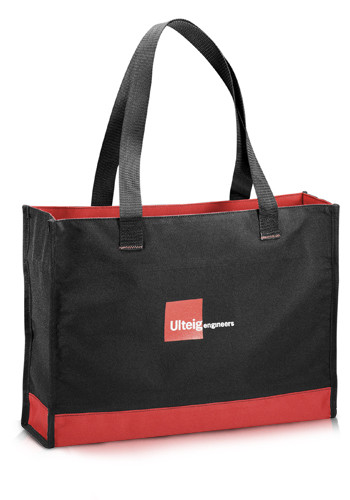 Colorband Carry-All Tote Bags | LE220030