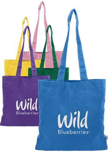 Wholesale Colored Cotton Tote Bags