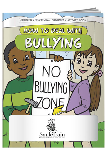 Coloring Books: How to Deal with Bullying | X11068