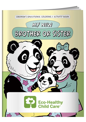 Coloring Books: Brother or Sister | X11100