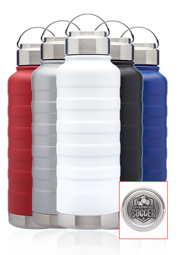 34 oz. Jupiter Barrel Water Bottles | WB343