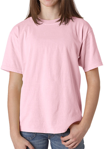 Comfort Colors 5.4 oz Cotton Youth Tees | 9018