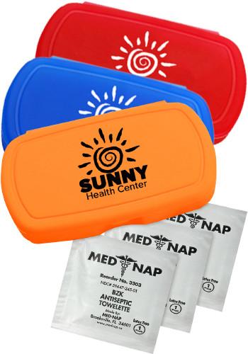 Compact Antiseptic Kits | GRAT16