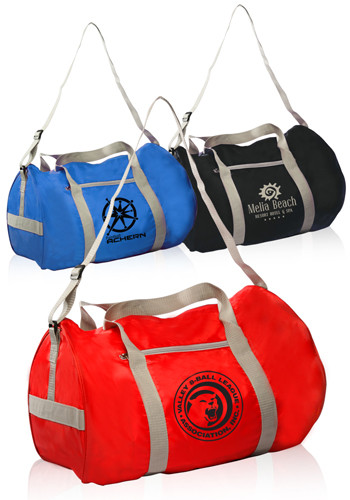 Customized Companion Duffle Bags