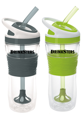 20 oz. Cool Gear Smoothie Tumblers with Straw | X11708