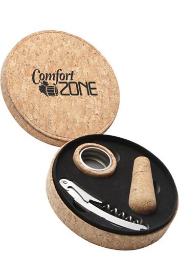 Cork Wine Set   LE103353