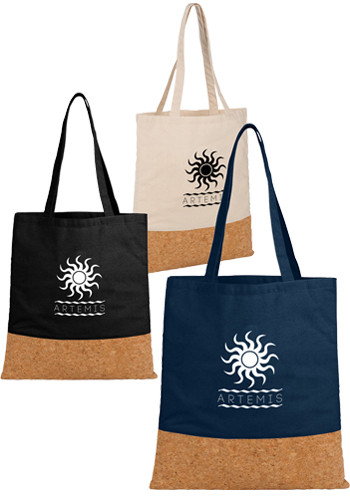 Cotton and Cork Convention Totes | LE216062