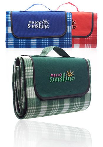 Creekside Roll Up Picnic Blankets | XD504