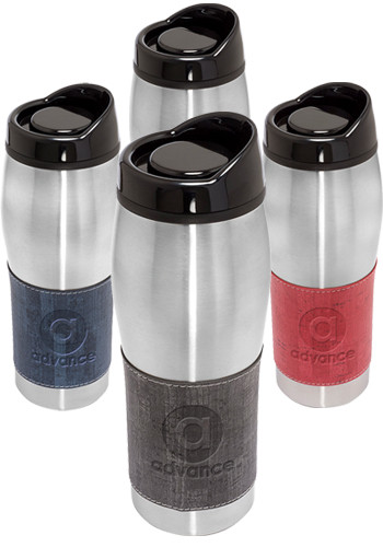 16 oz. Casablanca™ Stainless Steel Tumblers |PLLG9341