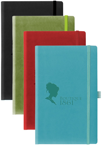 Medium Sherwood Ivory Journals | CDQ2460