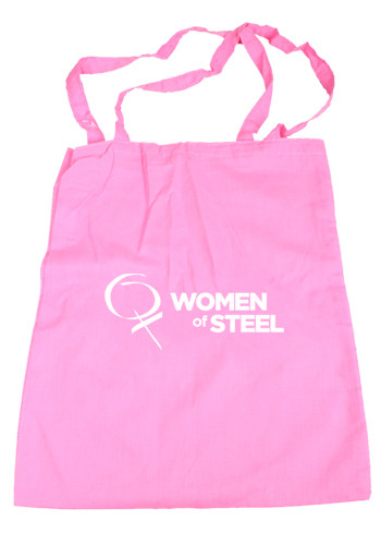Awareness Pink Ribbon Totes | EDPRT967