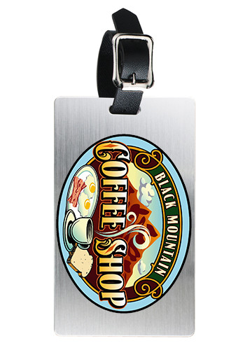 Custom Slip-In Pocket Luggage Tags