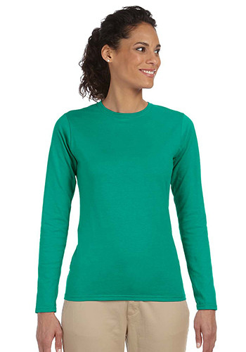 Ladies Long Sleeve T-shirts