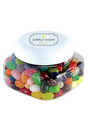 Jelly Bellys - Single Color in Small Snack Canisters | MGSQC4JBS