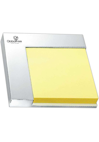 L-Shaped Memo Pad Holders with Memo Pads | NOI30159MP