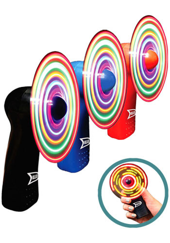 Wholesale Light Up Hand Held Printable Fans