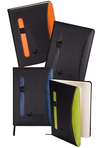 Naples Two-Tone Leather Journals | PLLG9324