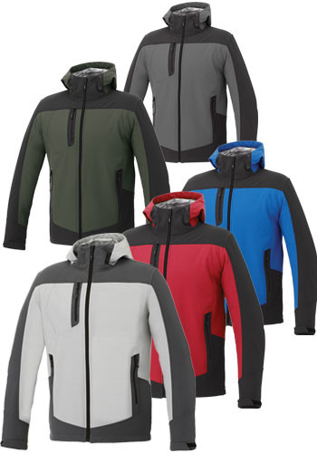 Men's Kangari Softshell Jackets | LETM19529