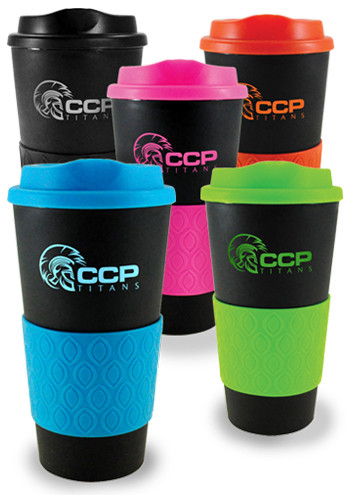 16 oz. Grip N Go Bold Travel Tumblers | CRGRPBOLD