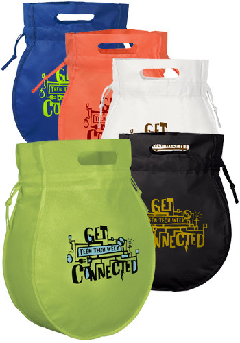 Full Color Rounder Totes | BMRN814