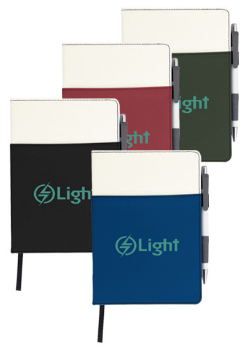 Wrap-Around PU Leather Journals | X30132