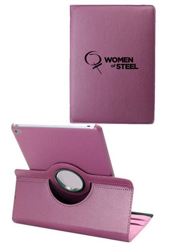 Purple iPad Pro 360 Faux Cases | NOI60IPRO360PR