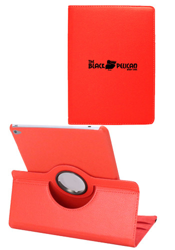 Red iPad Pro 360 Faux Cases | NOI60IPRO360RD