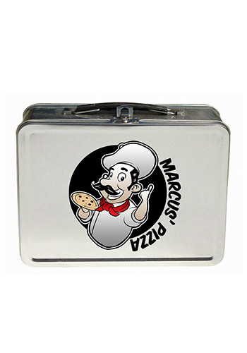 Small Retro Tin Lunch Boxes | DRTLBS