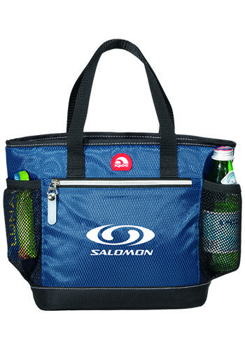 Personalized Igloo Steel Blue Arctic Cooler Bags