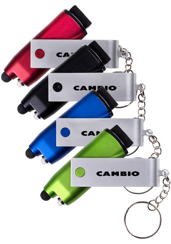 Stylus Shell Keychain Lights | PL1844