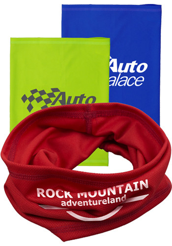 Customized The Cooling Bandana Multi-Function Polyester Head and Neckwears