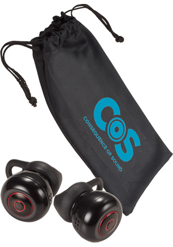 Wholesale True Wireless Plastic Earbuds