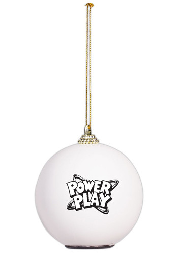 Promotional 3 in. LED Christmas Ornaments
