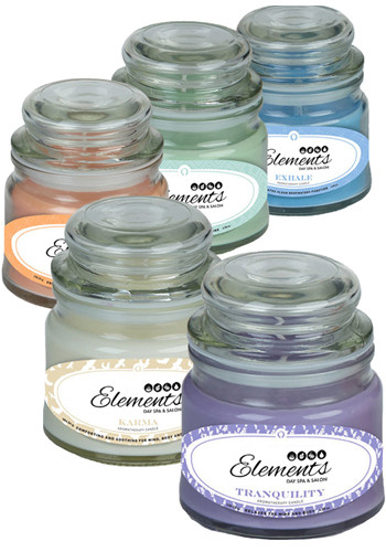 Bulk 4 oz. Aromatherapy Scented Candles