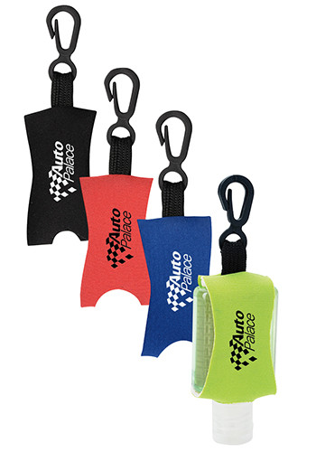 .5 oz. Hand Sanitizers with Neoprene Leash | X30114