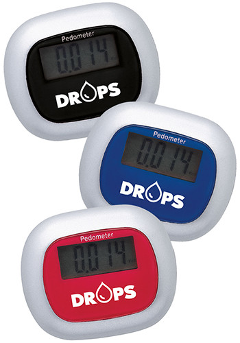 Custom Activity ABS Plastic Pedometers