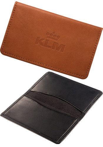 Bulk Alpine Sueded Full-Grain Leather Card Cases