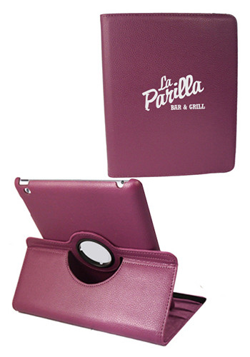 Purple iPad 360 Faux Cases | NOI60I360PR