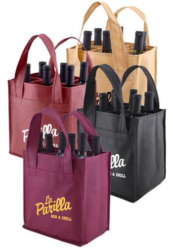 Whole Paper Wine Bags Ahoy Comics